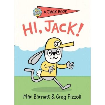 Hi, Jack! (A Jack Book Book 1)精裝