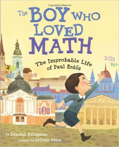 The Boy Who Loved Math:禮筑外文書店