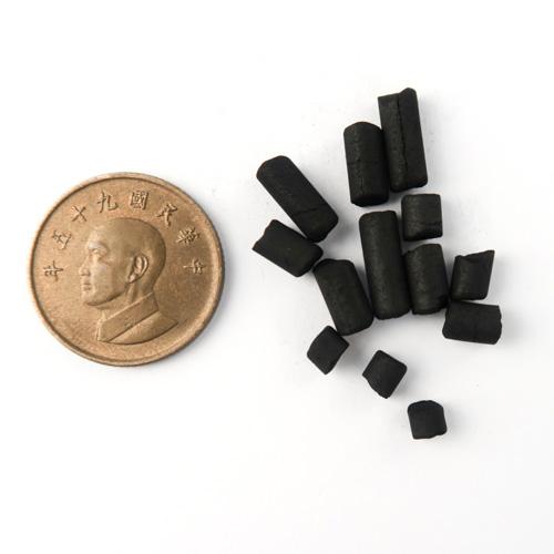 活性碳 [圓柱狀] 3 x 4mesh