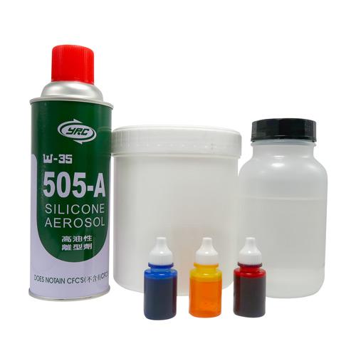 3:2 環氧樹脂加速包(套裝組)