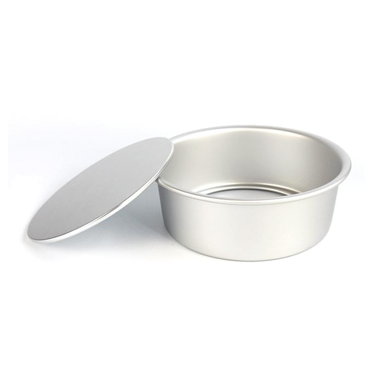 圓形鋁模(4吋活底)