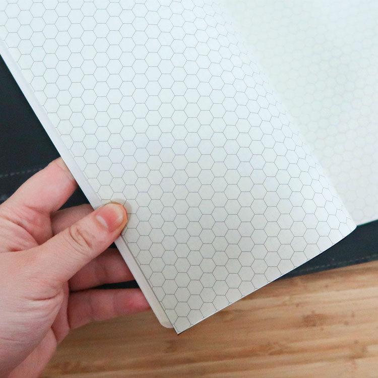 B5 26孔 化學結構補充筆記紙 (50張/份)