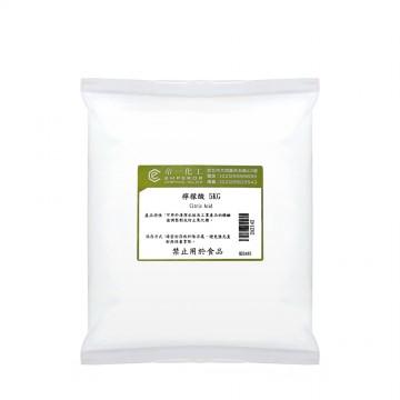 檸檬酸 (非食用) 5KG