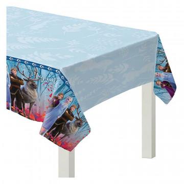 塑膠桌巾-冰雪奇緣