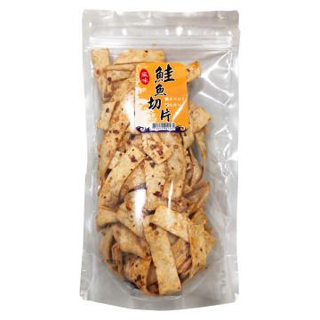 [千翔港澳限定]-鮭魚切片(麻辣風味)250g