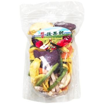 [千翔港澳限定]-綜合蔬果乾200g