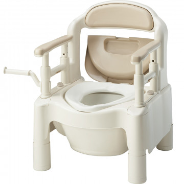【樂活動】日本便攜式坐便椅