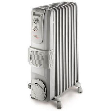 加入會員再享優惠! ★贈750點★迪朗奇 Delonghi 9葉片式熱對流暖風電暖器 KR790915V
