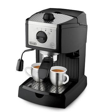 加入會員再享優惠! ★贈579點★迪朗奇 Delonghi 義式濃縮半自動咖啡機 EC155