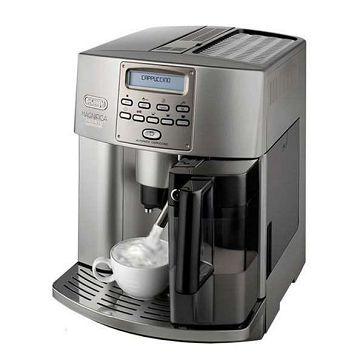 加入會員再享優惠! ★贈3750點★迪朗奇 Delonghi 雙鍋 全自動咖啡機 ESAM3500
