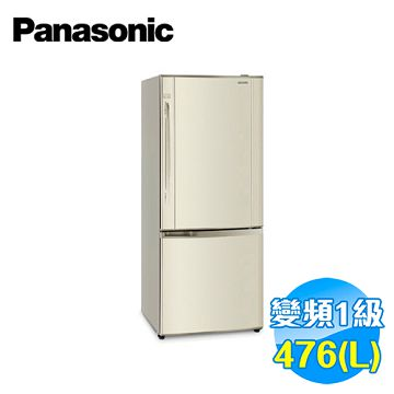 加入會員再享優惠! ★國際 Panasonic 435公升 雙門變頻冰箱 NR-B485HV-N【全省免費安裝】