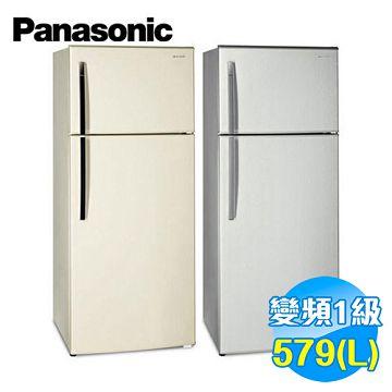 加入會員再享優惠! ★國際 Panasonic 579公升雙門變頻冰箱 NR-B585TV【全省免費安裝】