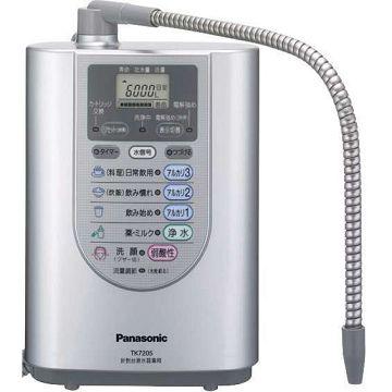 加入會員再享優惠! ★贈1999點★國際 Panasonic 鹼性離子整水器 TK-7205