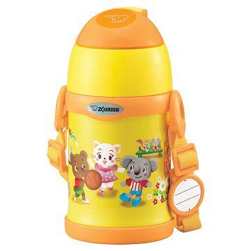 加入會員再享優惠! ★象印 Zojirushi 0.45公升童用不鏽鋼真空保冷瓶 ST-ZEE45