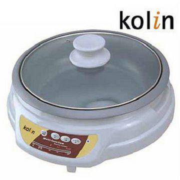 加入會員再享優惠! ★贈89點★歌林 Kolin 2.5公升電火鍋 HL-R001
