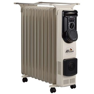加入會員再享優惠! ★北方 NORTHERN 葉片型11片電暖器 NR-11ZL