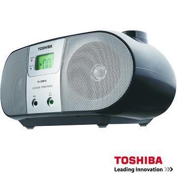 會員再享優惠★贈149點★Toshiba 東芝 手提式CD TX-CRM10TW