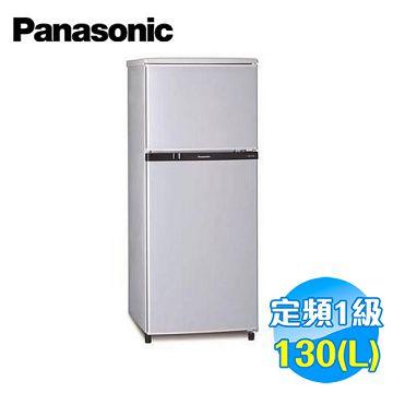 加入會員再享優惠! ★國際 Panasonic 130公升 雙門冰箱 NR-B138TSL【全省免費安裝】