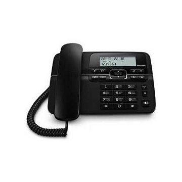 加入會員再享優惠! ★贈79點★飛利浦 Philips 有線電話 M20