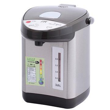 加入會員再享優惠! ★尚朋堂 3公升 電熱水瓶 SP-833ST