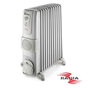 加入會員再享優惠! ★迪朗奇 Delonghi 十二片式 熱對流暖風電暖器 KR791215V