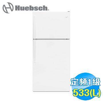 惠而浦 Whirlpool 533公升 美式經典上下門冰箱 WRT148FZDW【全省免費安裝】