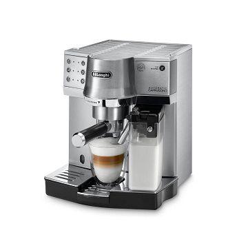 加入會員再享優惠! ★迪朗奇 Delonghi 半自動旗艦型咖啡機 EC860M