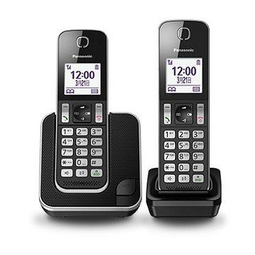 加入會員再享優惠! ★國際 Panasonic DECT數位無線電話 KX-TGD312TWB