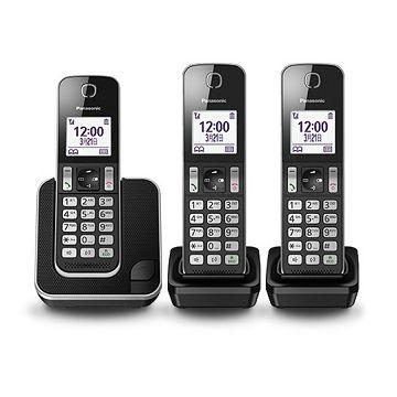 加入會員再享優惠! ★國際 Panasonic DECT數位無線電話 KX-TGD313TWB