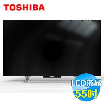 加入會員再享優惠! ★Toshiba 東芝 55吋 LED 液晶電視 55P2550VS【全省免費安裝】