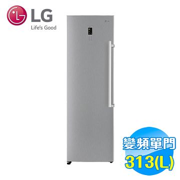 加入會員再享優惠! ★贈3069點★LG 313公升 直驅變頻 冷凍冰箱 GR-FL40SV【全省免費安裝】