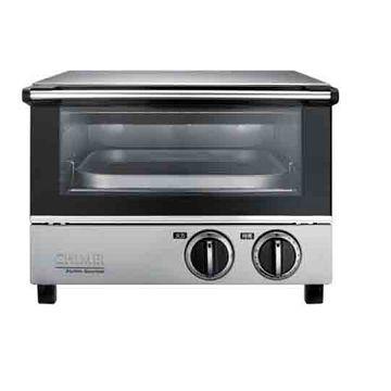 加入會員再享優惠! ★贈178點★奇美 CHIMEI 12L遠紅外線不鏽鋼烤箱 EV-12S0AK