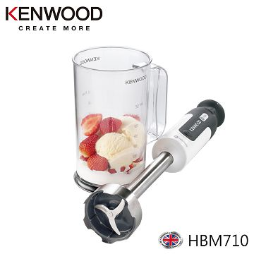 加入會員再享優惠! ★英國 Kenwood Triblade 手持食物攪拌棒 HBM710