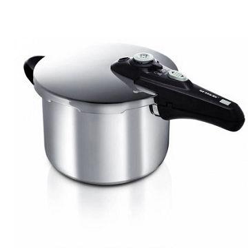 加入會員再享優惠! ★Armada 6公升 不鏽鋼壓力鍋