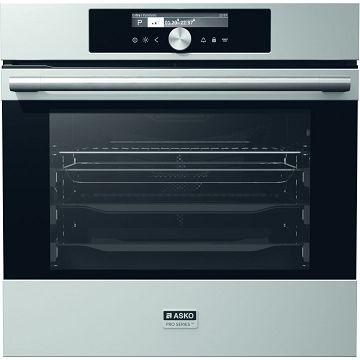 加入會員再享優惠! ★ASKO 瑞典賽寧 Pro系列73公升嵌入式熱自解烤箱 OP8656S【全省免費安裝】