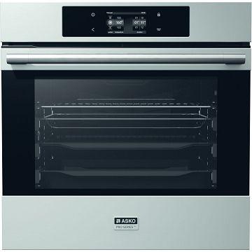 加入會員再享優惠! ★ASKO 瑞典賽寧 Pro系列73公升嵌入式熱自解烤箱 OP8676S【全省免費安裝】