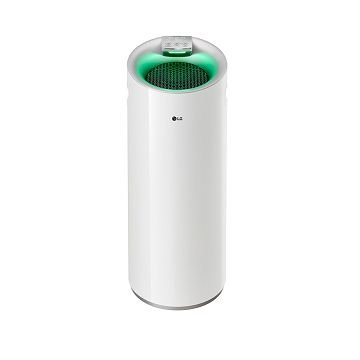 加入會員再享優惠! ★LG 韓國原裝智慧WIFI空氣清淨機(大白) AS401WWJ1