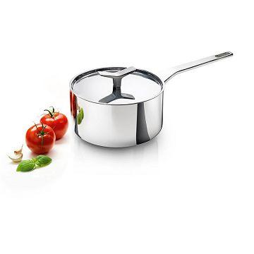 加入會員再享優惠! ★贈900點★伊萊克斯 Electrolux 304不鏽鋼單柄小湯鍋 E9KLSA01
