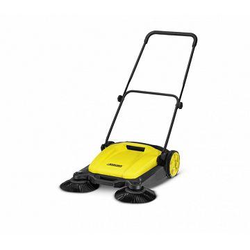 加入會員再享優惠! ★贈699點★KARCHER 德國凱馳 手推式掃地機 S650