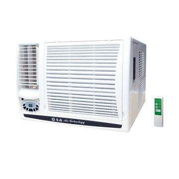 加入會員再享優惠! ★贈1399點★良峰 RENFOSS 左吹冷暖定頻窗型冷氣 GTW-232LH【全省免費安裝】