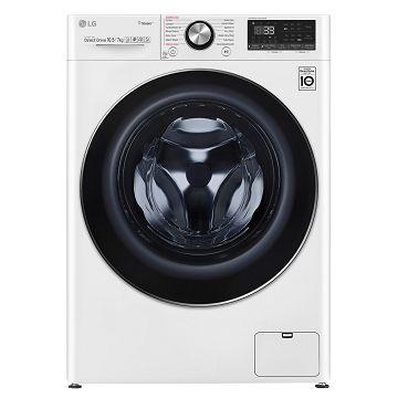 加入會員再享優惠! ★贈2899點★LG 10.5公斤蒸氣洗脫烘變頻滾筒洗衣機 WD-S105VDW【全省免費安裝】