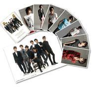 Super Junior-M 紀念海報組 (共8張一套 附封面外包裝)