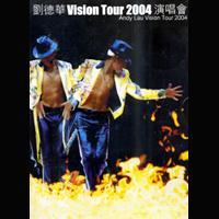 Vision Tour 2004 演唱會 3CD+VCD