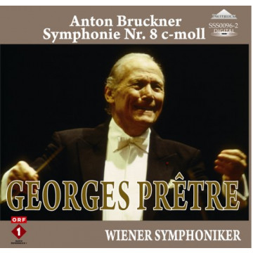 布魯克納 : 第八號交響曲 / 普萊特