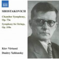 Shostakovich: Chamber Symp hony in F major, Op. 73a