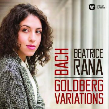 巴哈:郭德堡變奏曲/貝特莉莎‧拉娜