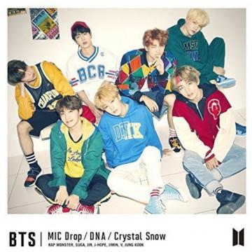 MIC Drop/DNA/Crystal Snow(初回C盤 CD+Photobook)