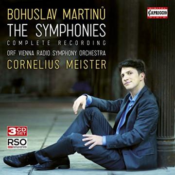 馬替奴:交響曲全集 3CD/ 麥斯特、維也納廣播交響樂團