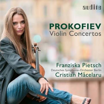 普羅高菲夫 : 小提琴協奏曲1.2號 / 法蘭齊絲卡皮琪 (小提琴)