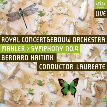 馬勒:第四號交響曲(SACD) / 海汀克、RCO